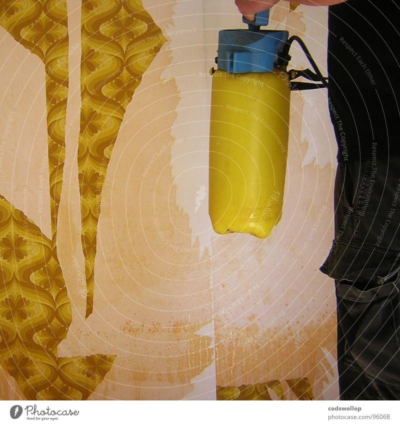 druckabhängig Wasser Arbeit & Erwerbstätigkeit Tod Bar Dekoration & Verzierung Tapete Putz spritzen Druck Haushalt Schlafzimmer selbstgemacht Tagger