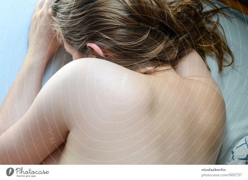 """MP93 - Denn """"Ich liebe dich"""" waren Bilder... Mensch Jugendliche nackt schön Junge Frau Erholung ruhig Erotik 18-30 Jahre Erwachsene feminin Haare & Frisuren"""