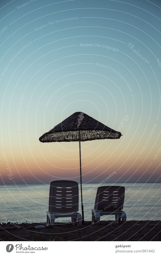 mir wär so sehr nach meer Natur Ferien & Urlaub & Reisen Sommer Erholung Meer Landschaft ruhig Strand Ferne Umwelt Leben Herbst Küste Gesundheit Freiheit
