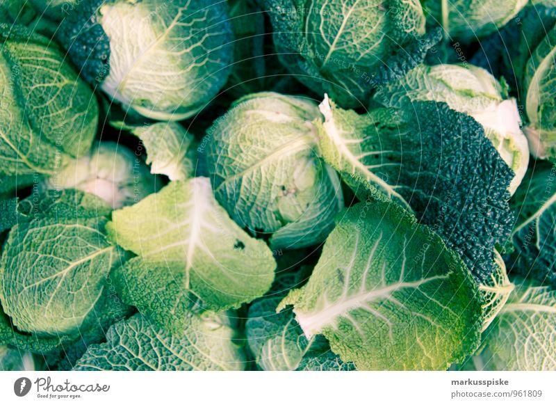 Weißkohl grün weiß Gesunde Ernährung gelb Leben Essen Gesundheit Lebensmittel Lifestyle Ernährung Fitness Gemüse Bioprodukte Duft Abendessen Diät