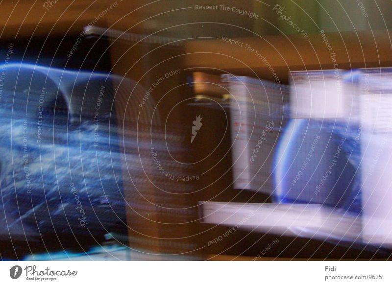 Flimmerfrei !? Bildschirm glänzend Fototechnik Verzerrung