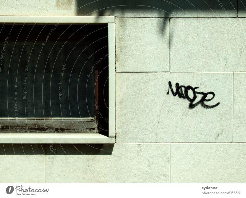 gemoused II alt Stadt schön Ferien & Urlaub & Reisen Farbe Haus Fenster Leben Wand Graffiti Architektur Kunst außergewöhnlich Schriftzeichen Häusliches Leben