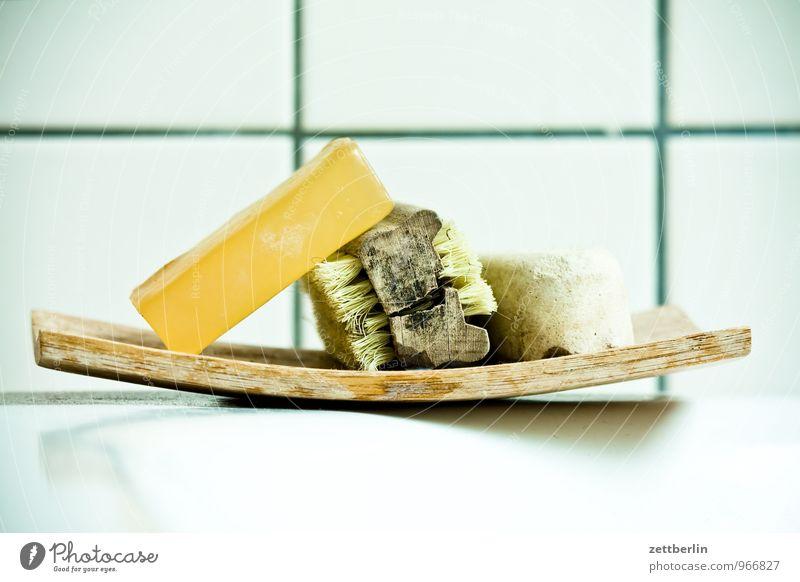 Händewaschen wie bei Muttern Seife Bürste handbürste handpflege Körperpflege Krankenpflege Sauberkeit Reinigen Waschen bimsstein Waschtisch Mineralien Waschhaus