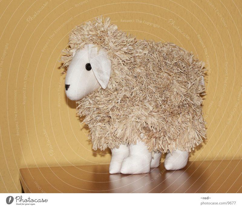 Schaf Tier Dekoration & Verzierung Häusliches Leben Haustier Krimskrams Trödel Rasenmäher