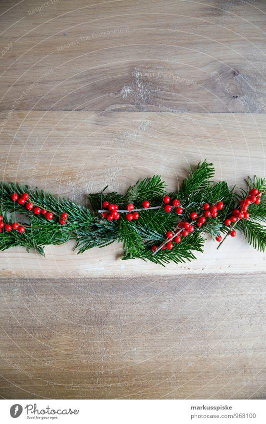 weihnachts decoration stechpalme Lifestyle elegant Stil Häusliches Leben Wohnung Innenarchitektur Dekoration & Verzierung Weihnachten & Advent Sträucher