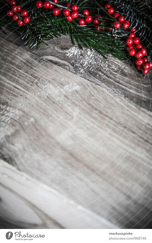 weihnachts decoration stechpalme Weihnachten & Advent Dekoration & Verzierung Blühend retro Kitsch Weihnachtsbaum Duft Moos Handel Weihnachtsmann altehrwürdig