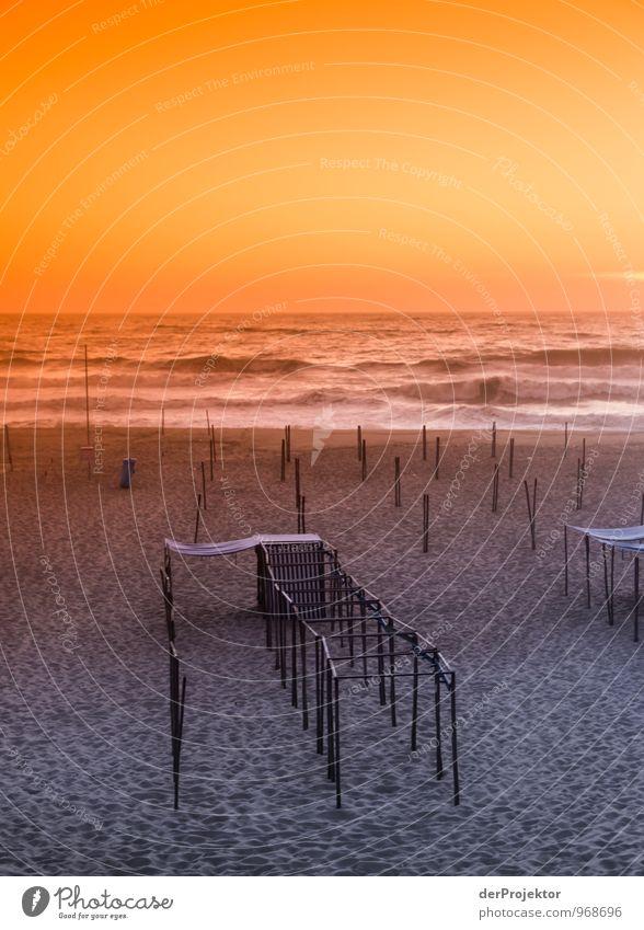 Die Ruhe nach dem Schluss 2 Natur Ferien & Urlaub & Reisen Sommer Erholung Meer Einsamkeit Landschaft Ferne Strand Umwelt Gefühle Küste Glück Freiheit Stimmung