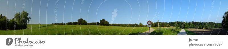 natur panorama Panorama (Aussicht) groß Panorama (Bildformat)