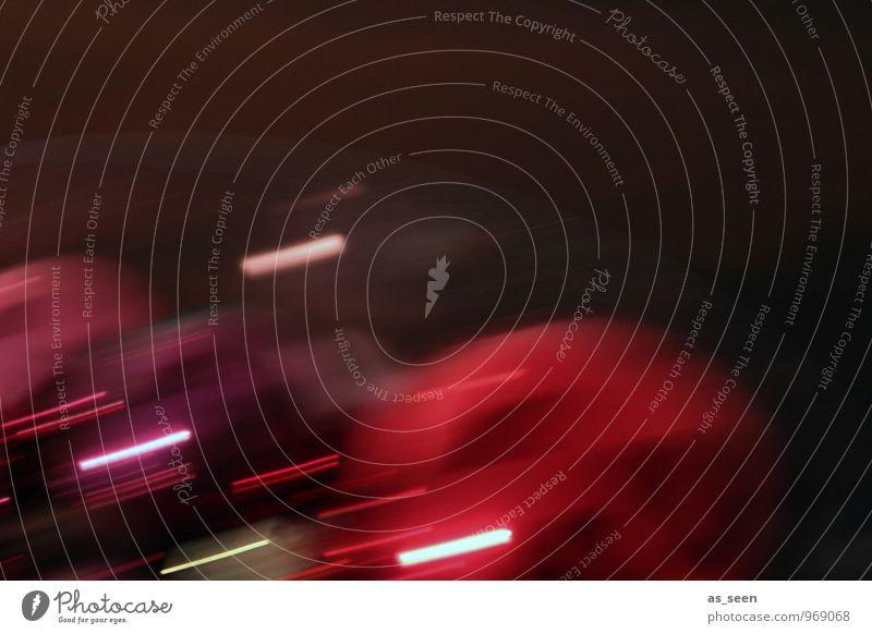 Red Movement Farbe rot Bewegung Gefühle Stil Feste & Feiern Stimmung rosa Party glänzend Lifestyle Design leuchten Verkehr ästhetisch Geschwindigkeit