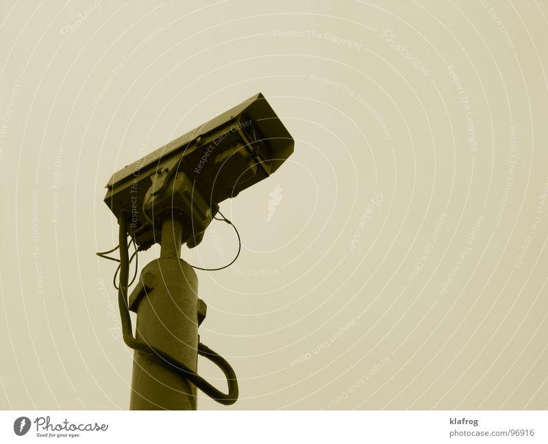 Stars on CCTV Telekommunikation Fotokamera Videokamera England Kriminalität Überwachung Schottland Großbritannien Scan Terror Überwachungskamera