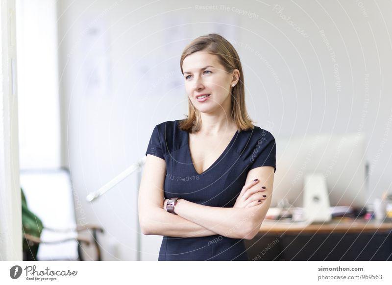 Kompetenz feminin Stil Stimmung Business Häusliches Leben Kraft Zufriedenheit Erfolg Zukunft Kreativität Macht planen Sicherheit Team Bildung Vertrauen
