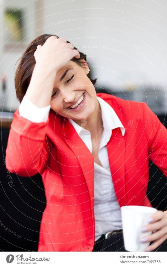 Freude Erholung ruhig Freude Erwachsene Leben sprechen Stil Gesundheit Glück Lifestyle Business Freundschaft Zufriedenheit Büro Erfolg Team