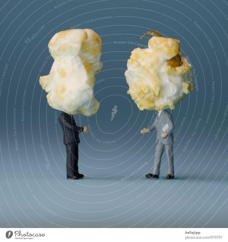 brainstorming Mensch Mann Erwachsene sprechen grau Kopf maskulin Business Körper Büro Erfolg Kreativität Idee planen Team Bildung