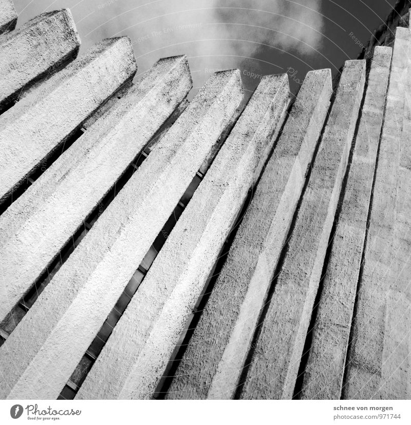 isländisch: Kirche Haus Architektur Gebäude Stein Horizont Fassade Beton Kirche einzigartig Turm Bauwerk Hauptstadt Kreuz Stadtzentrum Sehenswürdigkeit Island