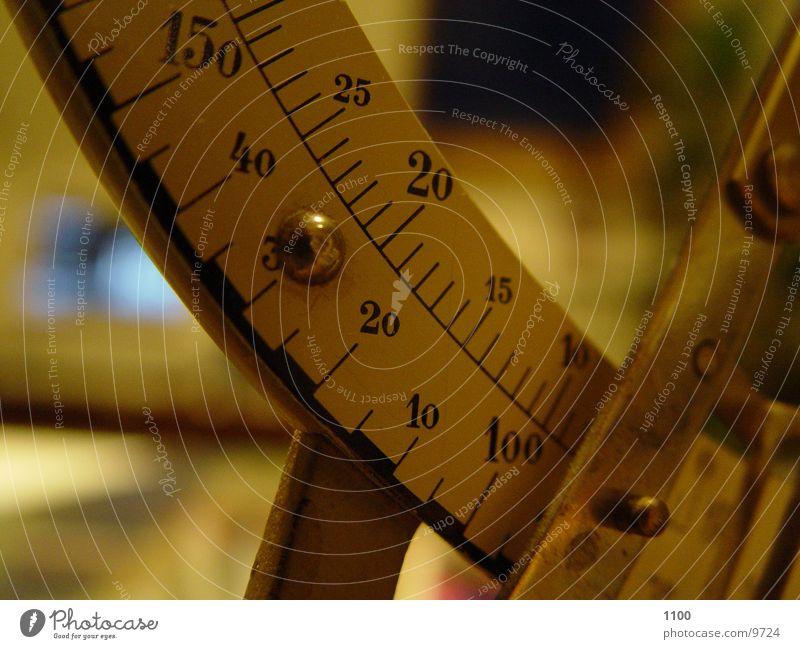Wagge Licht Skala Elektrisches Gerät Technik & Technologie wagge briefwagge Gewicht Makroaufnahme Ziffern & Zahlen