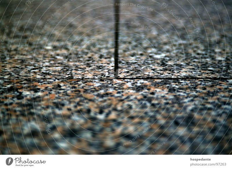 Treppentrauer hart kalt Trauer Herbstfärbung Muster aufwärts abwärts Ecke Unterdrückung Verzweiflung Marmor Traurigkeit Stein großflächig Leiter Mischung Straße