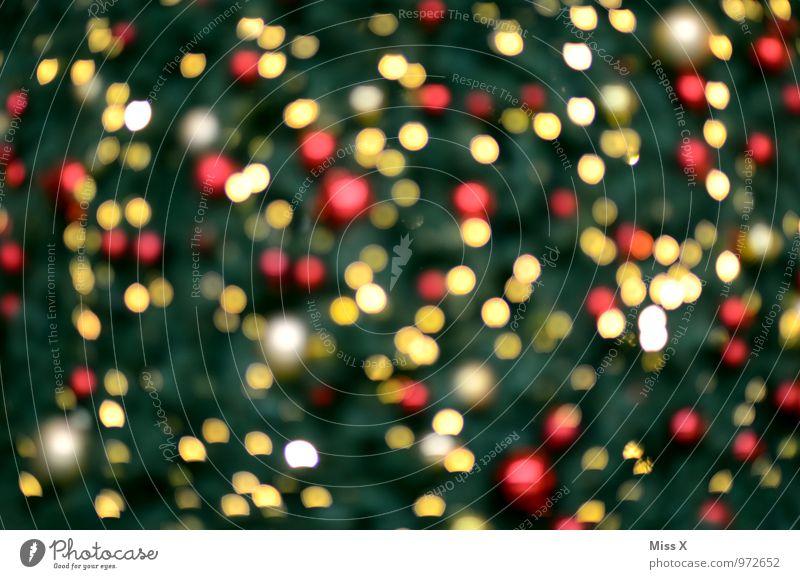 Weihnachtsbokeh Weihnachten & Advent glänzend leuchten gold Weihnachtsbaum Christbaumkugel Weihnachtsdekoration Lichterkette Baumschmuck Weihnachtsbeleuchtung
