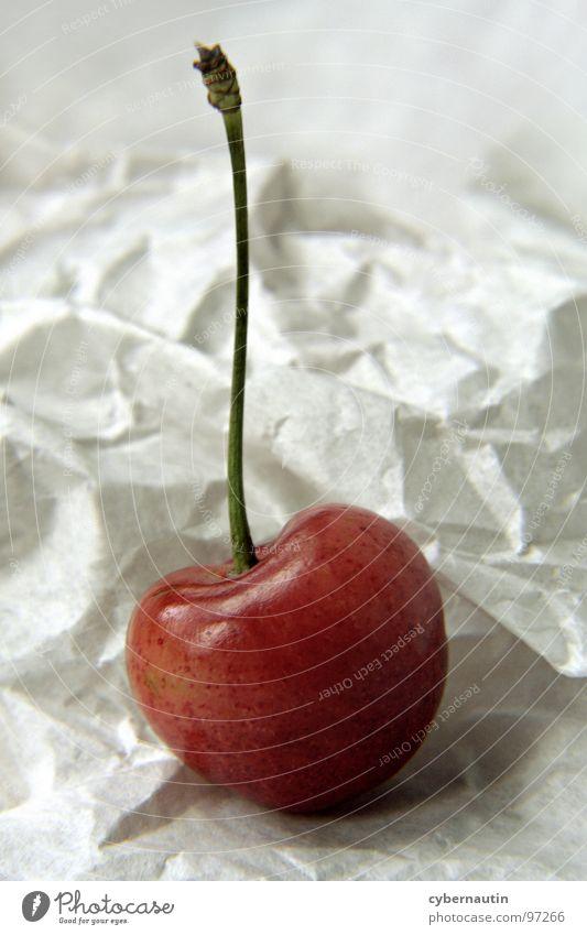 Kirsche Sommer Ernährung Frucht Herz Papier Markt Kirsche Rauschmittel Kernobst