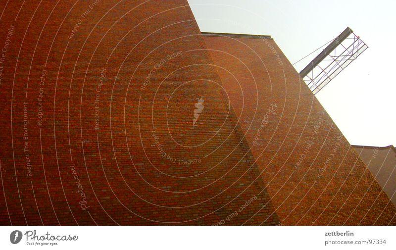 Fassade Wand Mauer Architektur Fassade Perspektive Flügel fantastisch Flucht Ausleger