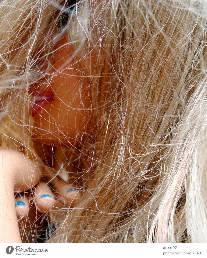 Meine Liebste Frau schön Spielen Haare & Frisuren Wunsch Puppe Fingernagel Begierde Rest Flirten Braut