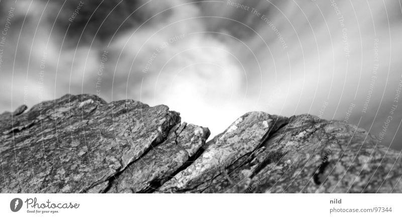 schärfe-unschärfe am Beispiel bewegtes Wasser Natur ruhig kalt Erholung Berge u. Gebirge Bewegung Stein Felsen Elektrizität Fluss Reinigen Teile u. Stücke Bach Gletscher Mineralien beruhigend