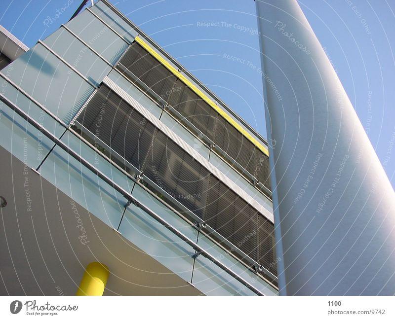 Gebaeude Gebäude Haus Architektur Perspektive