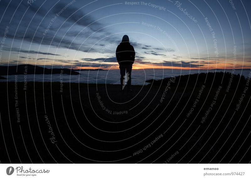 Schwarzwaldabend Lifestyle Zufriedenheit Erholung ruhig Freizeit & Hobby Ferien & Urlaub & Reisen Tourismus Ausflug Ferne Freiheit Berge u. Gebirge wandern