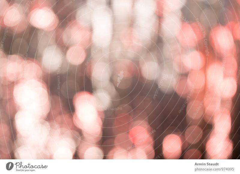 Bokeh Weihnachten & Advent Rettungsdecke Christbaumkugel Metall glänzend leuchten träumen ästhetisch dunkel einfach Fröhlichkeit hell Stimmung Vorfreude
