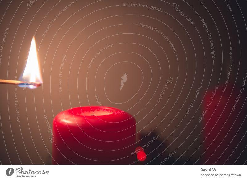 euch einen besinnlichen zweiten advent Weihnachten & Advent rot ruhig Winter Feste & Feiern Stimmung Zusammensein Häusliches Leben Zufriedenheit Warmherzigkeit Romantik Kerze Weihnachtsmann Wohnzimmer dick gemütlich
