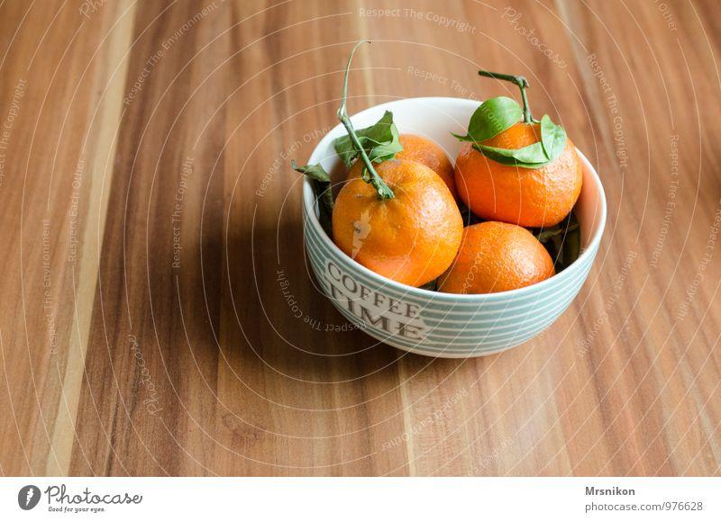gesunde Schale Lebensmittel Salat Salatbeilage Frucht Orange Ernährung Essen Frühstück Vegetarische Ernährung Diät Wohlgefühl Blühend genießen frisch Gesundheit