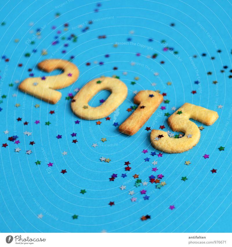 Ein kunterbuntes 2015 euch allen :-) Weihnachten & Advent Freude Essen Glück Feste & Feiern Dekoration & Verzierung Geburtstag Fröhlichkeit ästhetisch Ernährung
