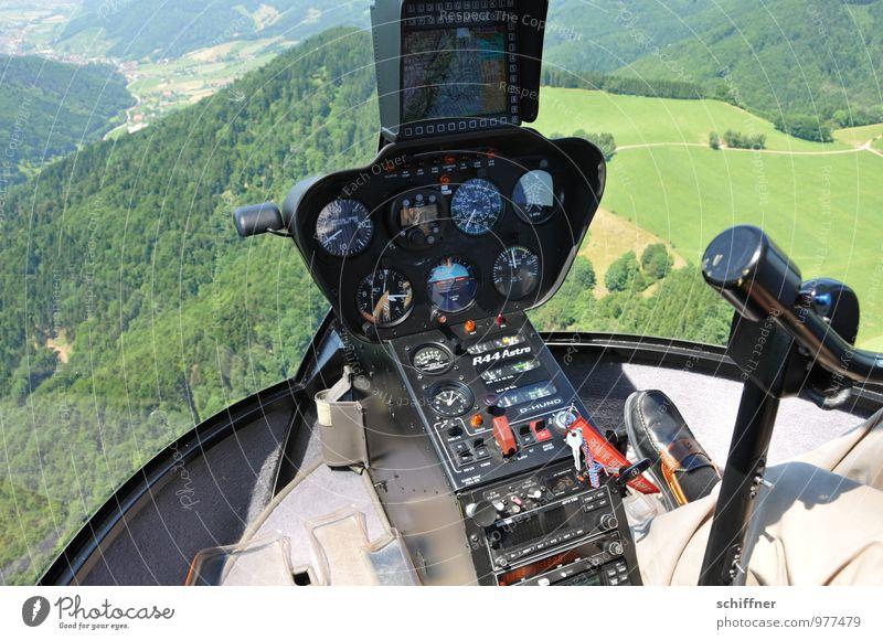 Höhenmesser Natur Pflanze grün Landschaft Wald Umwelt Berge u. Gebirge Wiese fliegen Fuß Feld Luftverkehr Anzeige Messinstrument Schwarzwald Pilot