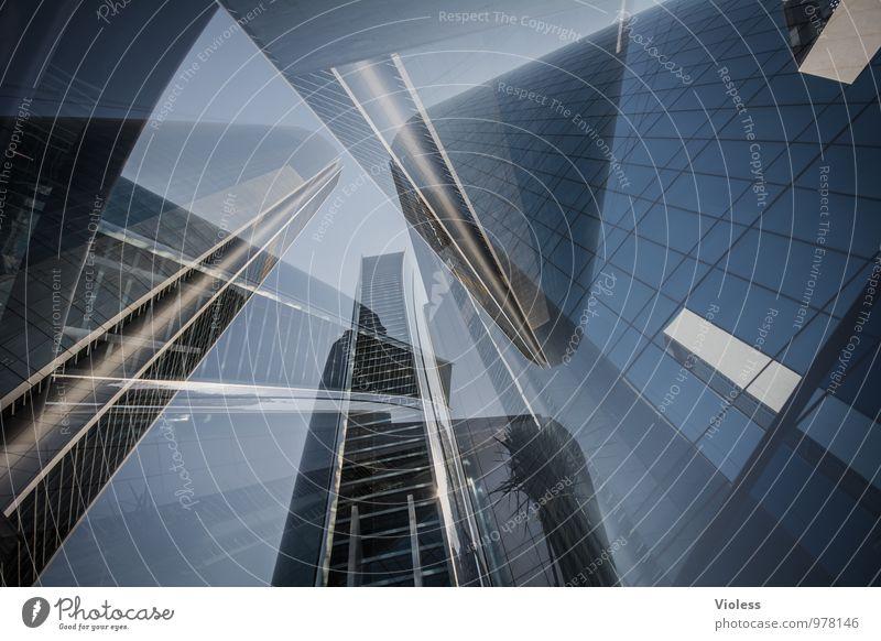 big-city district Hauptstadt Stadtzentrum Skyline Hochhaus Turm Bauwerk Gebäude Architektur Fassade Fenster Sehenswürdigkeit Wahrzeichen ästhetisch