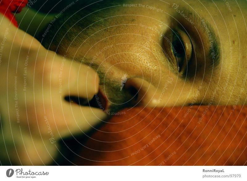 Kühler Föhn Nr.3 träumen Krankheit Müdigkeit Langeweile Surrealismus unsicher