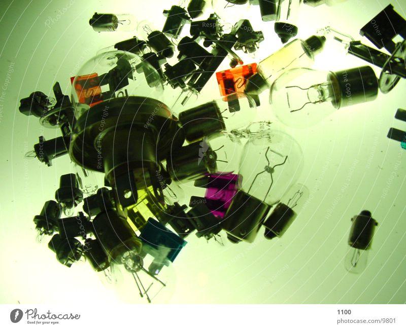 Glühbirnen Elektrisches Gerät Technik & Technologie