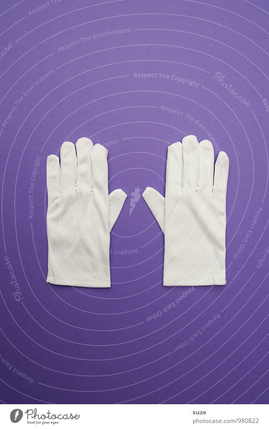 WeihMa Bastelset | Handschuhe kaufen Reichtum Stil Design Mode Bekleidung Arbeitsbekleidung Stoff Accessoire Zeichen außergewöhnlich einfach Zusammensein lustig