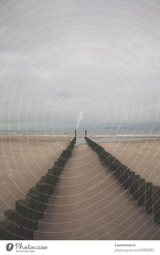 auswärts Himmel Natur Wasser Landschaft Wolken Ferne Strand kalt Umwelt Herbst natürlich Sand Horizont Wellen trist stehen