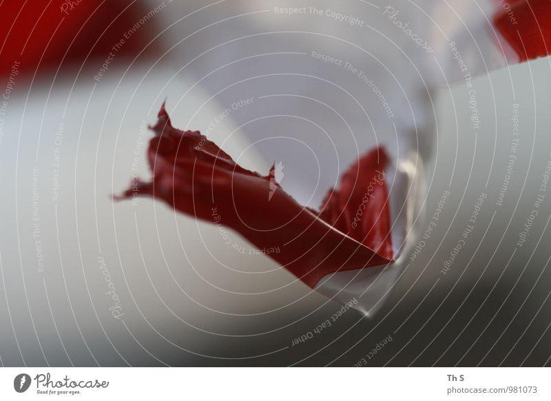 rot-weiß Stadt schön Farbe Arbeit & Erwerbstätigkeit elegant Schilder & Markierungen ästhetisch Beginn Kommunizieren einfach Macht Schutz Zeichen Sicherheit