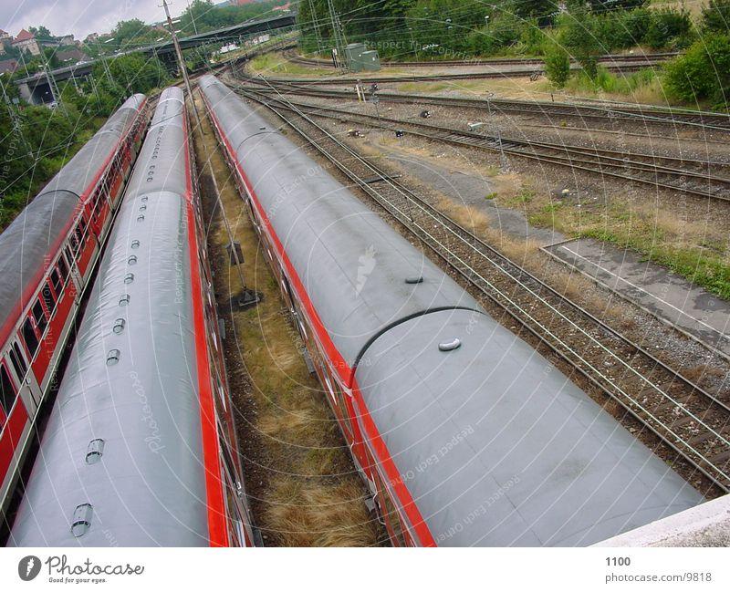 Zug Eisenbahn Gleise Elektrisches Gerät Technik & Technologie