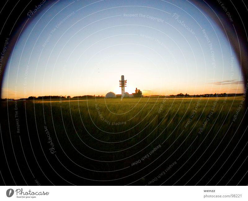 radar Technik & Technologie Bauernhof obskur Aktien Fischauge Radarstation