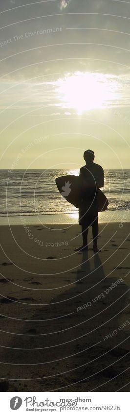 the surfer Wasser Meer Strand Sport Spielen Freiheit Surfen Kalifornien