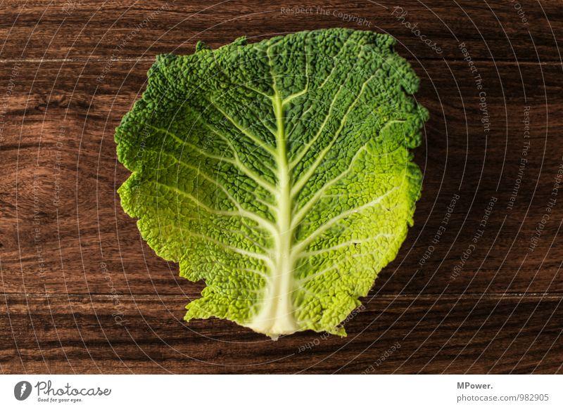 Wirsingbaum Lebensmittel Gemüse Ernährung Bioprodukte Vegetarische Ernährung Gesundheit Gesunde Ernährung Baum Blatt lecker grün Gefäße vitaminreich
