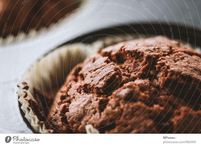macromuffin Mensch schön Lebensmittel frisch Ernährung Kochen & Garen & Backen lecker Süßwaren Appetit & Hunger Schalen & Schüsseln Teigwaren Fastfood Muffin Schokoladenkuchen Backform