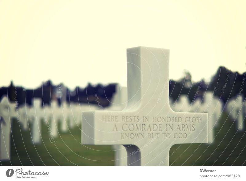 Trauer 2 Mensch grün weiß Landschaft Traurigkeit Gefühle Gras Tod Park Tourismus stehen Schriftzeichen berühren Zeichen Wut