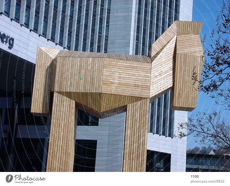 Troja Pferd Dinge Stuttgart