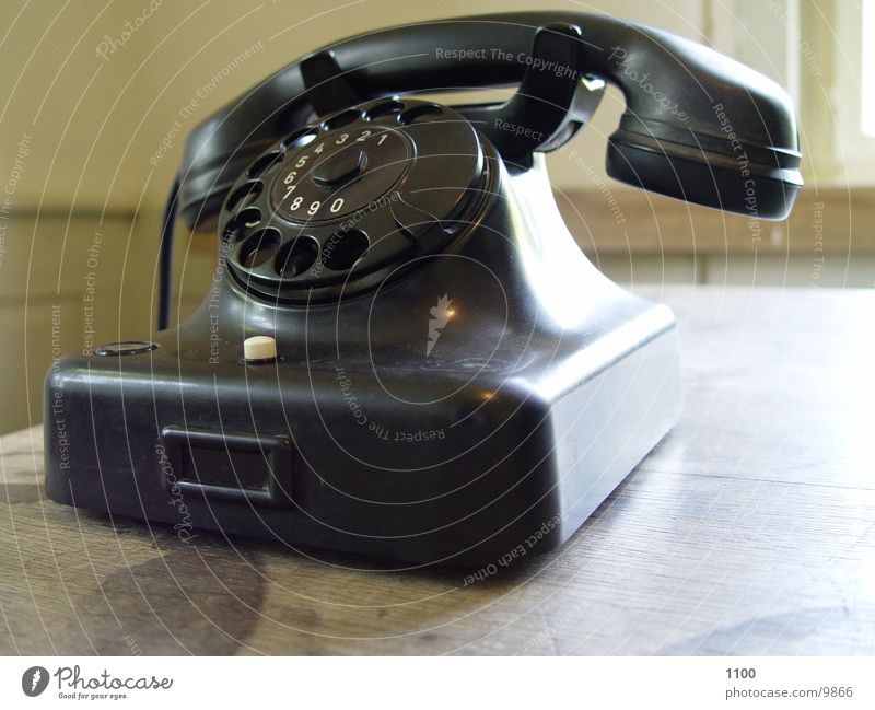 Telefon alt Telefon Telekommunikation Verbindung antik