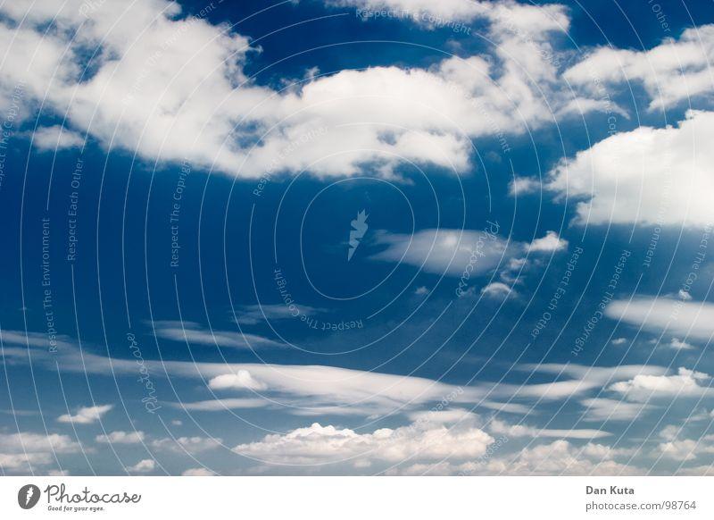 Miss you now Himmel weiß Sonne blau Sommer Wolken Erholung oben Freiheit träumen Traurigkeit Kraft Wetter fliegen frei Rücken