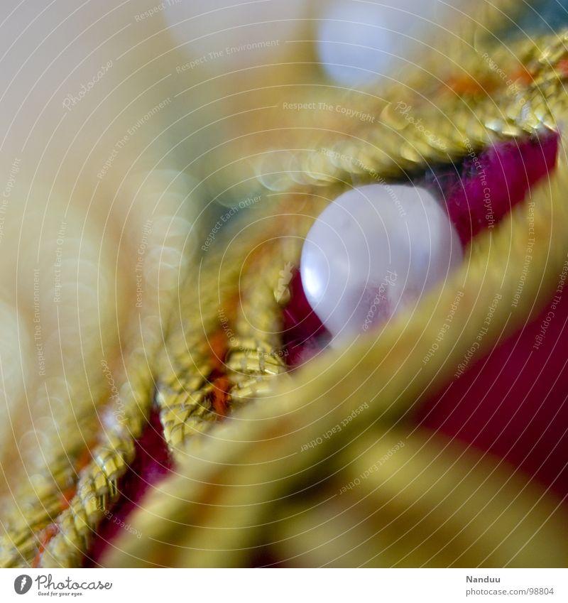 Gewundene Wege Naher und Mittlerer Osten Handwerk Kitsch Perle Schmuck rosa Makroaufnahme glänzend Dekoration & Verzierung durcheinander Windung Türkei