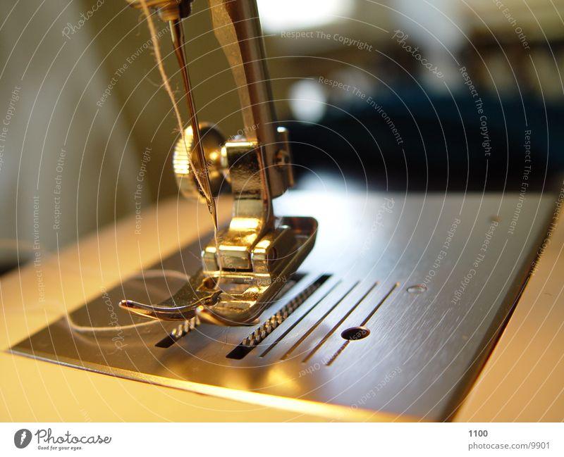 naehmaschine Nähmaschine Nähen Elektrisches Gerät Technik & Technologie Nähgarn Nadel