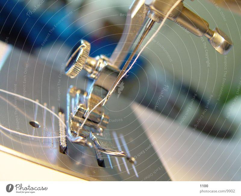 naehmaschine 2 Nähmaschine Nähen Elektrisches Gerät Technik & Technologie Nähgarn Nadel